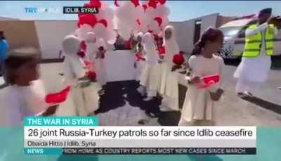 A possitive news from Syria