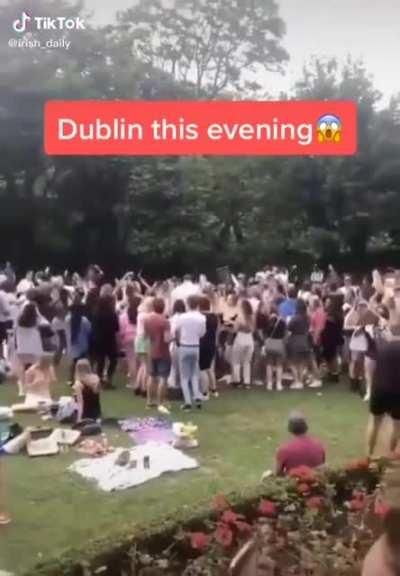 St Stephens Green - June 25th, 2020