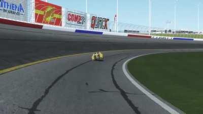 Best NASCAR AI Driver ever