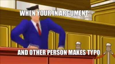 Objection, Moron
