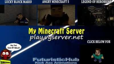 Guyz look at dis funny outro of mah favor ate youtuber