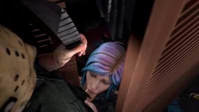 Chloe's Friday 13th Treat, (Blueberg13) [Life is Strange]