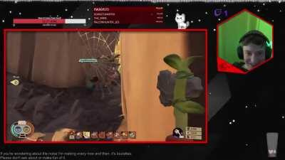 Antify playing Grounded with DeadPirateBrandon (spider warning lol)