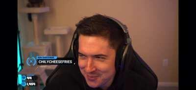 Aleks' James impression during his stream today lol