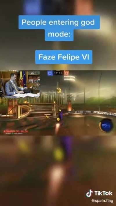 FaZe Felipe IV