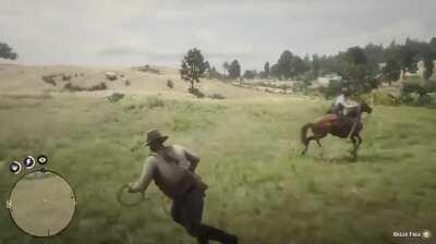 So Red Dead 2 Online is going pretty well