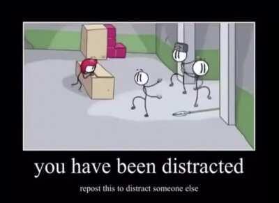 Distractius layouus