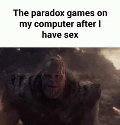 Alternate history where im not a virgin