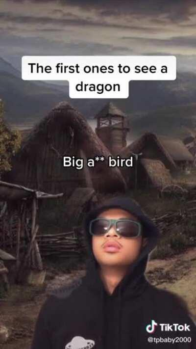 big a** bird