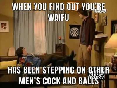 you are waifu belongs to me