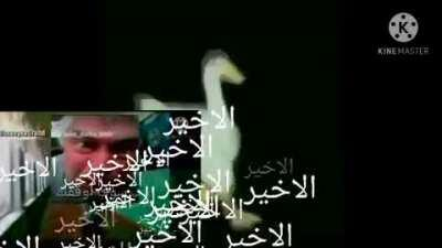 My first arab funny