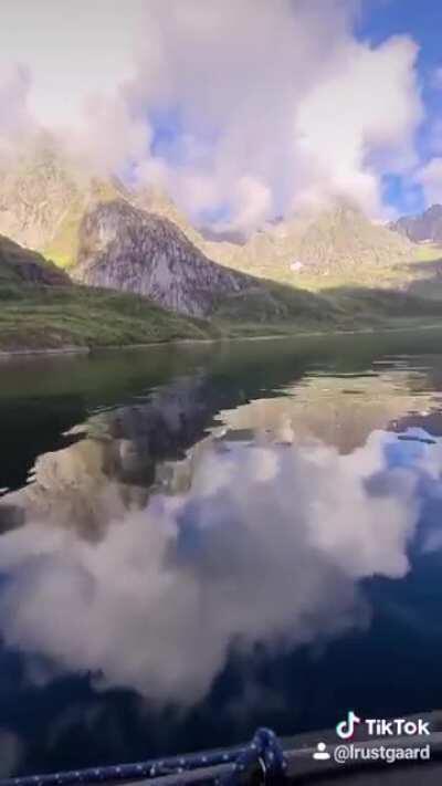 Rib in Lofoten, Norway🇳🇴