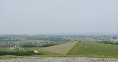 Mt Moere (Moerenuma Park, Sapporo)
