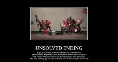 Unsolved ending [OC]