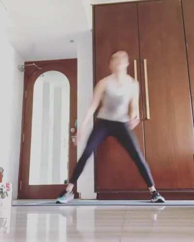 Workout part 1
