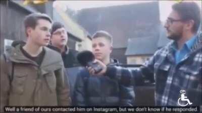 Damals in den 80er waren Fans einfach noch Fans. Schüler des Förderzentrums Bad Windsheim versuchen ihr Idol zu treffen.