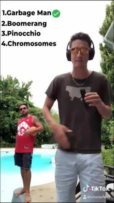 This Dude KILLED the #freestylechallenge