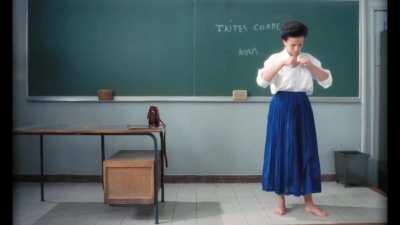 Pranking the substitute teacher