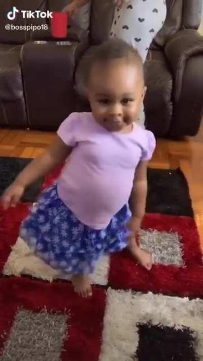 Dance baby dance!