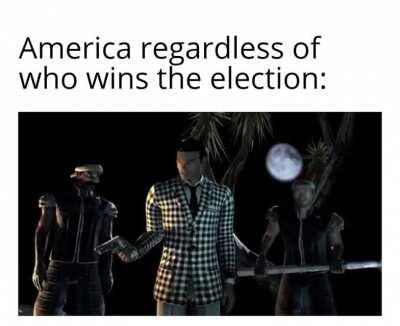The house always win
