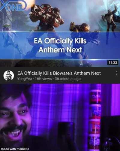 Why am I not surprised...; time to make a video on this, Muta.