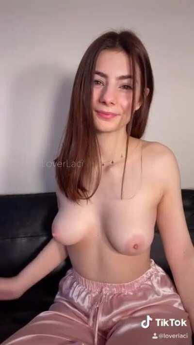 Nerdy girls always have bigger tits than you'd expect