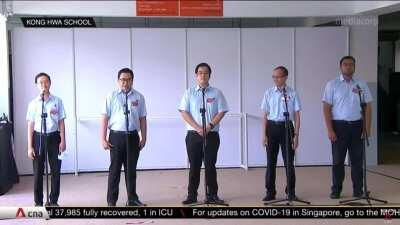WP's Fadli Fawzi delivers Nomination Day speech in the form of poetry
