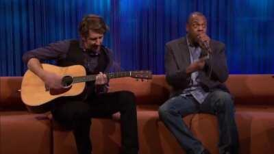 Michael Winslow does it all