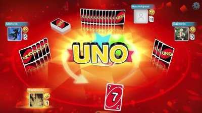 Love me abit of UNO