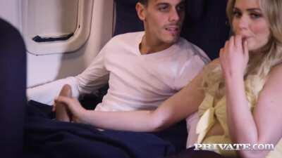 [/r/nsfw_gifs] Fucking on a plane | Mia Malkova