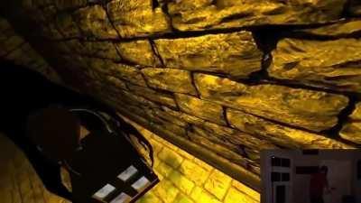 VR horror games... Nope