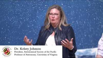 President of The Astronomical Society says probabilities of Technological Alien life is likely in our Milky Way