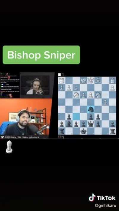 Bishop sniper