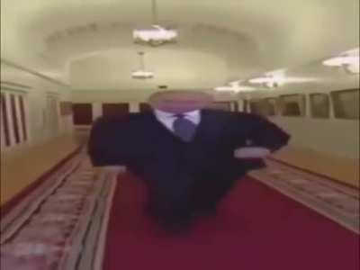 Putin's Walk