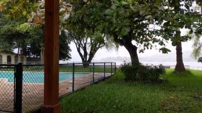 Love the sound of rain falling on water