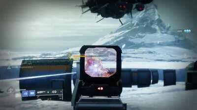 The Fallen have some pretty unrelenting air support...