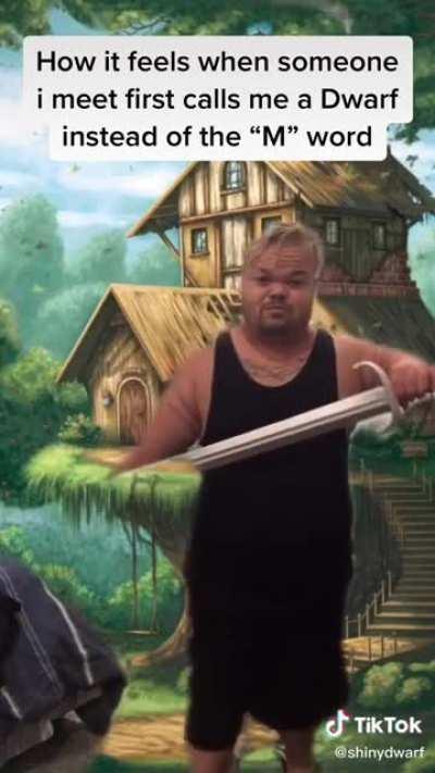 Tis dwarf