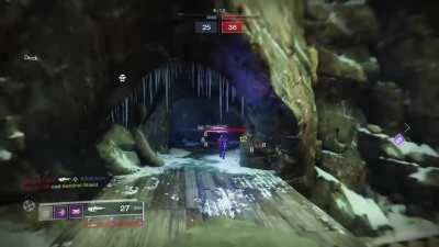 *Grenade was Super Effective!*