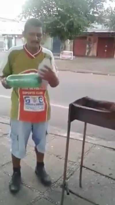 Brazilian barbeque engineer