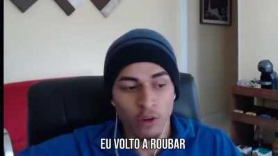 MOTIVO DO BAN DO MUQUINHA BY SLIMGUST