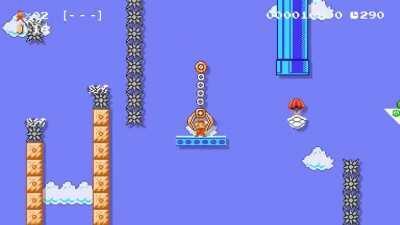 Mario Maker.
