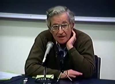 Chomsky breaks down how neoliberalism insidiously shapes society to cater to the welfare of the rich