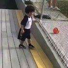HMJB while I retrieve this ball