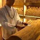 This super elaborate incense