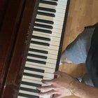 Highest in the room piano cover.