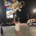 at least those balloons are not going in the ocean