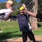 What if we tried to flip over a swing.. WCGW?