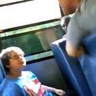 8 black kids violently attack a white child in suspected hate crime on school bus