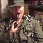 When you tell Krieg soldiers War went extinct.