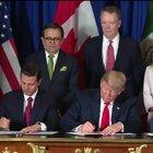 The look on the faces of world leaders when they realise that trump signed the NAFTA agreement wrong